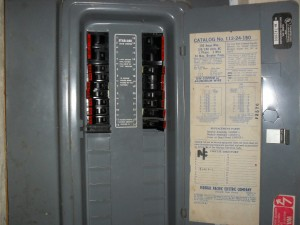 Electric Panel By The Home Detective