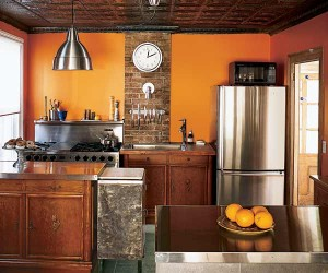Home Inspection Seattle Explains A Kitchen With Personality