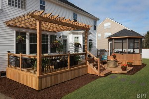 Wood Deck – One Of The Best Home Investments